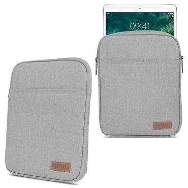 Tablet Tasche für Apple iPad Pro 9.7 Zoll Hülle Schutzhülle Grau Sleeve Cover – Bild 1