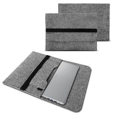 Acer Switch 7 13,5 Zoll Tasche Hülle Filz Sleeve Case Schutzhülle Notebook Cover – Bild 2