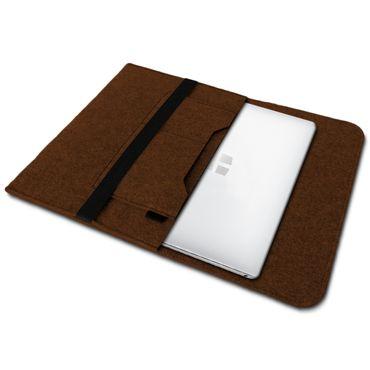 Sleeve Hülle für Trekstor Primebook C13 Notebook Tasche Schutztasche Filz Case – Bild 24