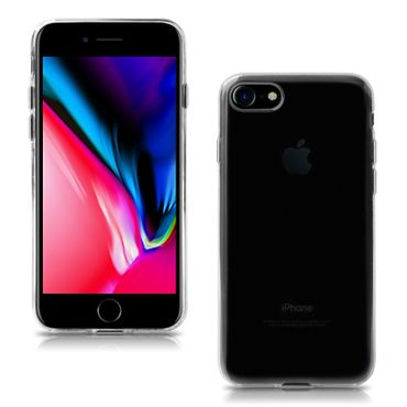 Bumper Apple iPhone 8 Plus Tasche Ultra Slim Hülle Schutzhülle Case Back Cover  – Bild 2