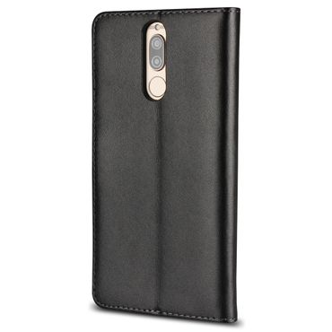 Handyhülle für Huawei Mate 10 Lite Echte Ledertasche Smartphone Cover Flip Cover – Bild 7
