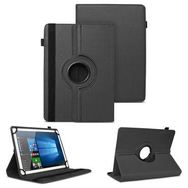 Universal Schutz Hülle für 7- 8  Zoll Tasche Schwarz Schutzhülle Tablet Cover