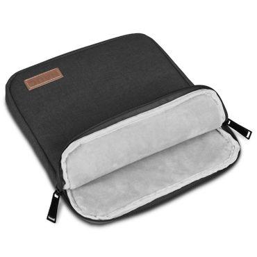Samsung Galaxy Tab A6 10.1 Tablet Hülle Tasche Schutzhülle Schwarz Sleeve Cover – Bild 8