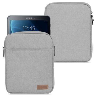 Samsung Galaxy Tab A6 10.1 Tablet Sleeve Hülle Tasche Schutzhülle Grau Cover Bag – Bild 1