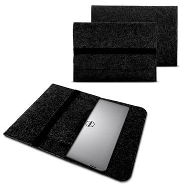 Tasche Sleeve Dell XPS 13 9370 9360 9365 Schutztasche Hülle Notebook Filz Case – Bild 9