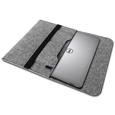 Dell XPS 13 9370 9360 9365 Tasche Hülle Filz Sleeve Schutzhülle Cover Case Etui – Bild 3