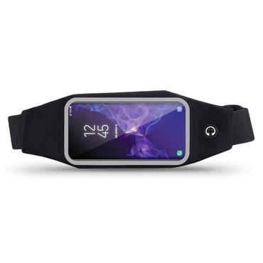 Samsung Galaxy S9 Plus Bauchtasche Sport Tasche Jogging Hülle Handy Case Fitness – Bild 3