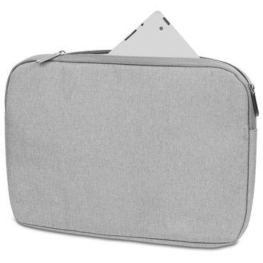 Microsoft Surface Book 2 13.5 Hülle Tasche Schutzhülle Grau Sleeve Case Cover – Bild 6