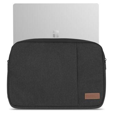 Trekstor Surfbook W1 W2 Hülle Schwarz Schutzhülle Tasche Notebook Case Cover Bag – Bild 2