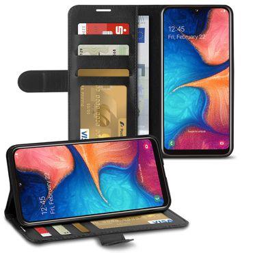 Schutzhülle Samsung Galaxy S10 S9 S8 Note 10 Plus A20 A40 A50 Tasche Handy Hülle – Bild 18