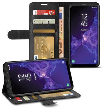 Schutzhülle Samsung Galaxy S10 S9 S8 Note 10 Plus A20 A40 A50 Tasche Handy Hülle – Bild 2