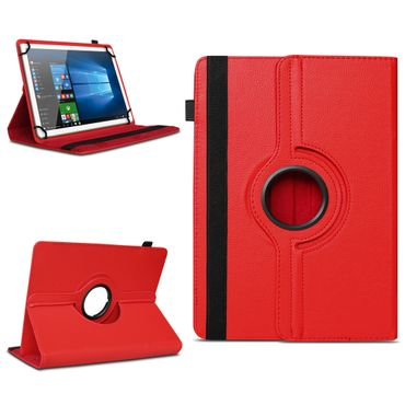 Tablet Hülle Odys Falcon 10 plus 3G Tasche Schutzhülle Case Cover 360° Drehbar – Bild 8