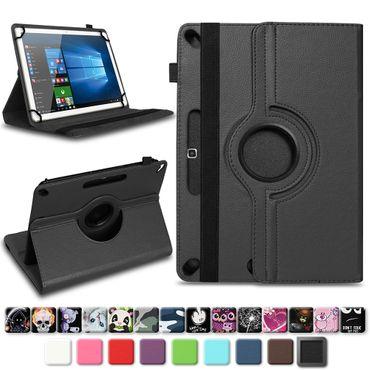 Tablet Tasche für Odys Falcon 10 plus Hülle Schutzhülle Case Cover 360° Drehbar – Bild 1