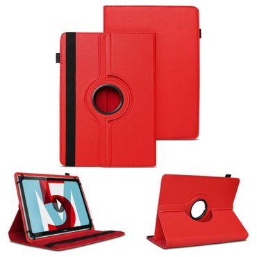 Tablet Hülle Huawei MediaPad M5 8.4 Zoll Tasche Schutzhülle Case Cover Drehbar – Bild 8