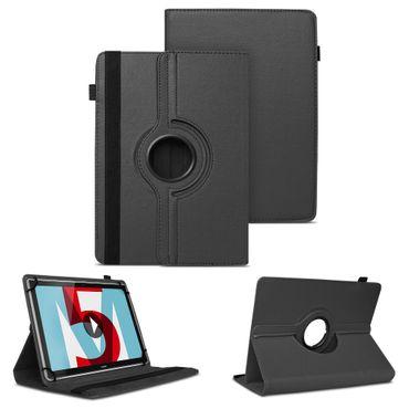 Tablet Hülle Huawei MediaPad M5 8.4 Zoll Tasche Schutzhülle Case Cover Drehbar – Bild 2