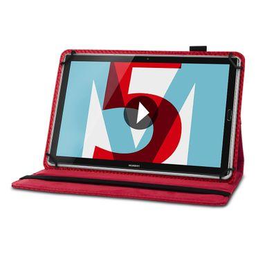 Tablet Hülle Huawei MediaPad M5 8.4 Tasche Schutzhülle Cover Case 360° Drehbar – Bild 9