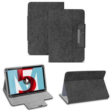Huawei MediaPad M5 / Pro Tablet Tasche Filz Hülle Schutzhülle 10.8 Case Cover – Bild 9