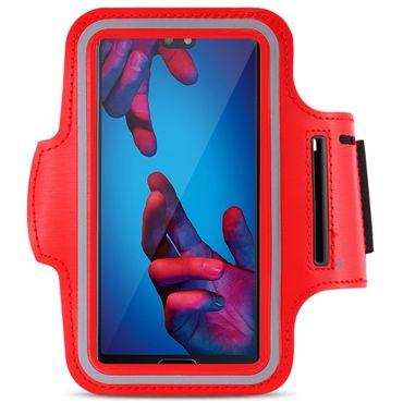 Sportarmband Handy Tasche Huawei P20 Lite Jogging Armcase Fitness Case Hülle  – Bild 6