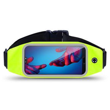 Huawei P20 Pro Bauchtasche Sport Tasche Jogging Handy Hülle Lauf Case Fitness  – Bild 16