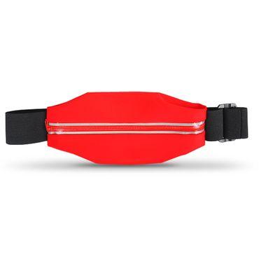 Lauftasche Huawei P20 Lite Handy Tasche  Bauchtasche Hülle Fitness Universal Bag – Bild 10
