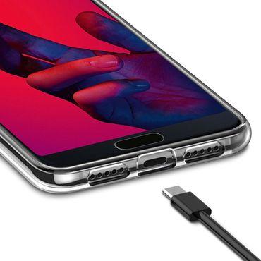 Hülle Bumper Huawei P20 Pro Tasche Schutzhülle Ultra Slim Silikon Case Schale – Bild 7