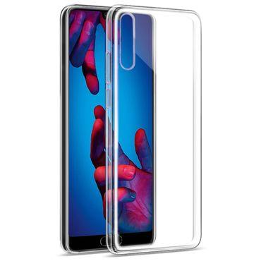 Ultra Slim Case Huawei P20 Bumper Tasche Hülle Silikon 0,3 mm Schale Schutzhülle – Bild 2