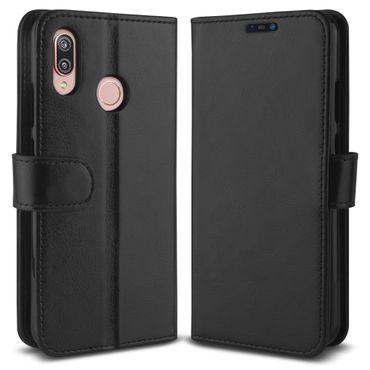 Handy Hülle für Huawei P20 / Pro / Lite Tasche Klapp Cover Flip Case Schutzhülle – Bild 12