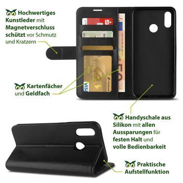 Handyhülle Huawei P30 P20 Lite Pro Mate 20 10 Lite Pro Tasche Hülle Schutzhülle – Bild 5