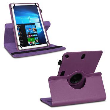 Tablet Tasche für Odys Goal 10 Plus 3G Hülle Schutzhülle Case Cover 360° Drehbar – Bild 20