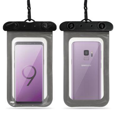 Wasserdichte Schutzhülle Handy Tasche Samsung Galaxy S10 S9 S8 Hülle Wasserfest – Bild 3