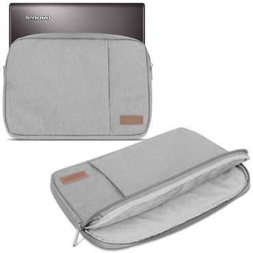 Filz Sleeve Tasche Lenovo Thinkpad Yoga 370 Schwarz 13,3 Zoll Ultrabook Cover – Bild 8