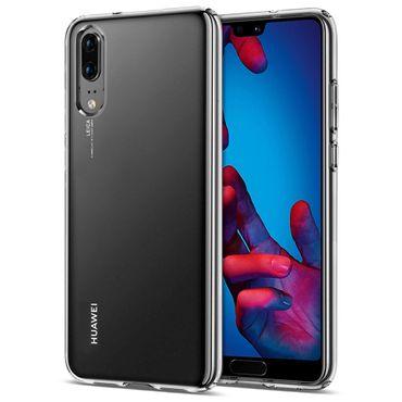 Tasche Huawei Smartphone Hülle Silikon Case Bumper Schale transparent Ultra Slim – Bild 10