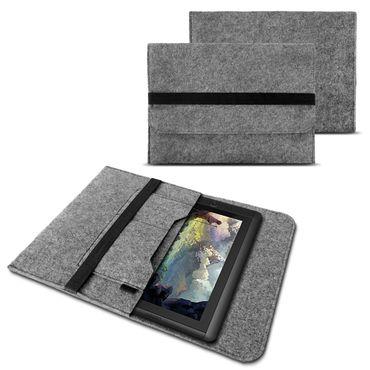 Sleeve Hülle Wacom Cintiq 13 HD Grafiktablett Tasche Filz Cover 13,3 Zoll Case – Bild 2