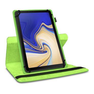 Tablet Hülle Samsung Galaxy Tab S4 10.5 Tasche Schutzhülle Case Cover Drehbar – Bild 16