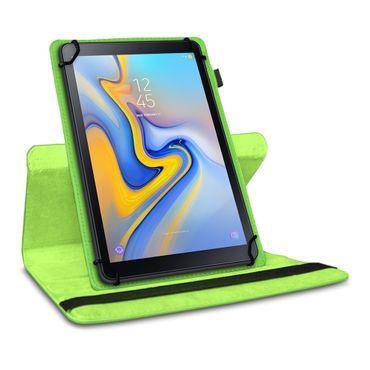 Tablet Hülle Samsung Galaxy Tab A 10.5 2018 Tasche Schutzhülle Case 360° Drehbar – Bild 16