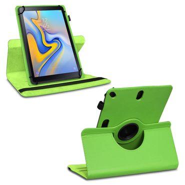 Tablet Tasche Samsung Galaxy Tab A 10.5 2018 Hülle Schutzhülle Case 360° Drehbar – Bild 15