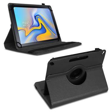 Tablet Tasche Samsung Galaxy Tab A 10.5 2018 Hülle Schutzhülle Case 360° Drehbar – Bild 3