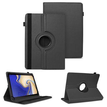 Tablet Hülle Samsung Galaxy Tab S4 10.5 Tasche Case Schutz Cover 360° Drehbar – Bild 2
