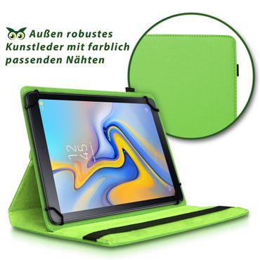 Tablet Tasche Samsung Galaxy Tab A 10.5 Hülle Schutzhülle Case 360 Drehbar Cover – Bild 15