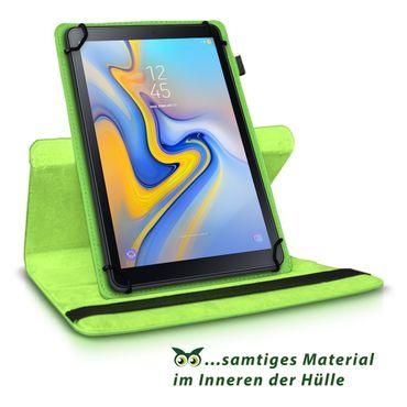 Tablet Tasche Samsung Galaxy Tab A 10.5 Hülle Schutzhülle Case 360 Drehbar Cover – Bild 16
