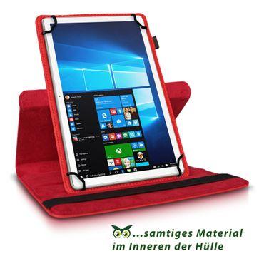 Tablet Tasche für Lenovo Tab4 8 / Plus Schutzhülle Hülle Case Cover 360° Drehbar – Bild 11