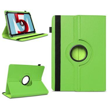 Tablet Hülle Huawei MediaPad M5 Lite Tasche Schutzhülle Case Cover 360° Drehbar – Bild 14