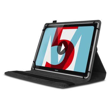Tablet Hülle Huawei MediaPad M5 Lite Tasche Schutzhülle Case Cover 360° Drehbar – Bild 3