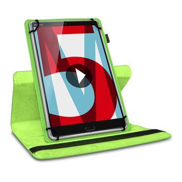 Tablet Hülle Huawei MediaPad T5 10.1 Tasche Schutzhülle Case Cover 360° Drehbar – Bild 16