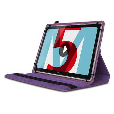 Tablet Hülle Huawei MediaPad T5 10.1 Tasche Schutzhülle Case Cover 360° Drehbar – Bild 21