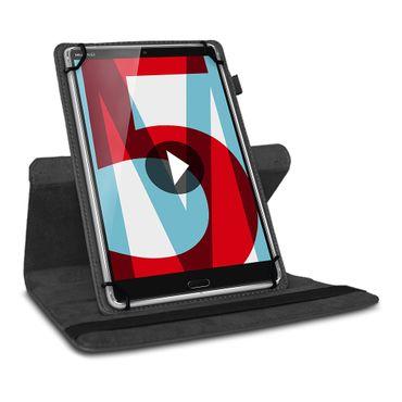 Tablet Hülle Huawei MediaPad T5 10.1 Tasche Schutzhülle Case Cover 360° Drehbar – Bild 4