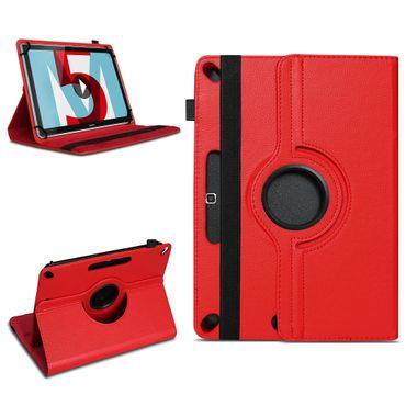 Tablet Tasche Huawei MediaPad T5 10.1 Hülle Schutzhülle Case Cover 360° Drehbar – Bild 3