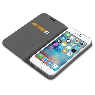 Klapphülle für Apple iPhone 6s / 6 Hülle Tasche Flip Case Schutzhülle Cover Etui – Bild 5