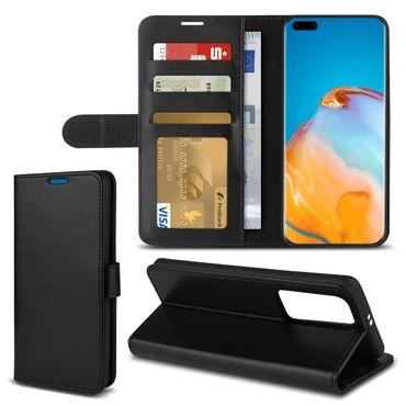 Klapphülle Huawei Mate 20 10 Lite P40 P30 P20 Lite Pro Hülle Handy Tasche Case – Bild 1