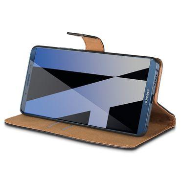 Klapphülle für Huawei P30 P20 Lite Pro Mate 20 10 Leder Tasche Cover Handy Hülle – Bild 21